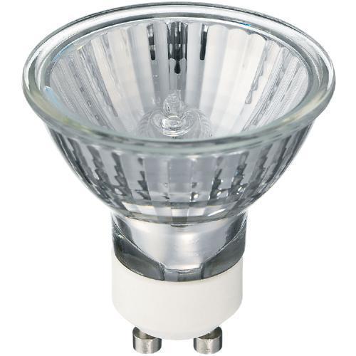 10 X Long Life Gu10 Halogen Light Bulbs 20w 35w 50w High Quality Uk Stock Ebay